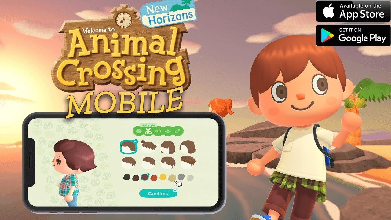 animal crossing free download for android