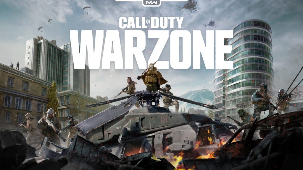 Call of duty Warzone download for android