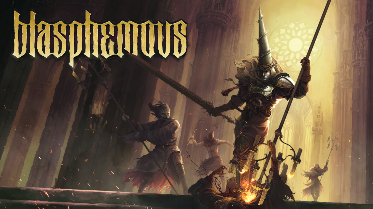 Blasphemous download for android