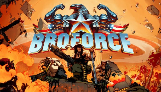 Broforce download for android