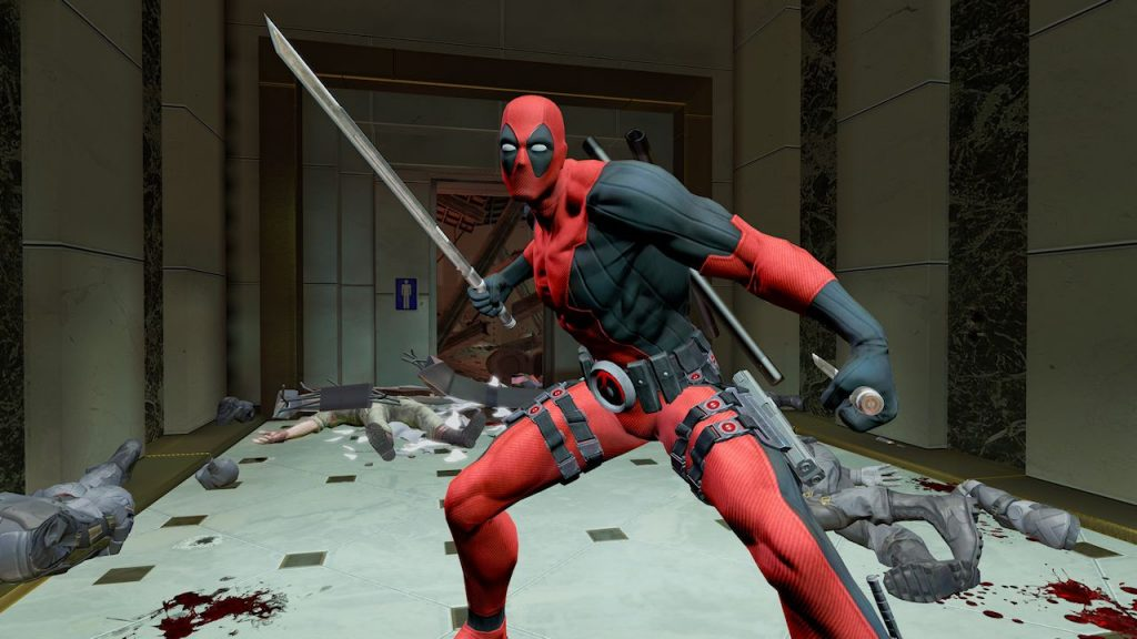 Deadpool download for android