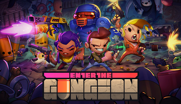 Enter The Gungeon download for android