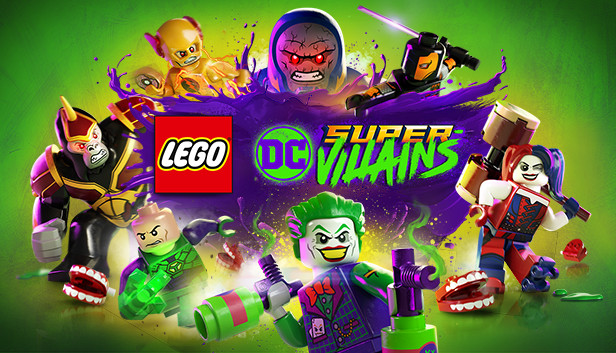 LEGO DC Super Villains download for android