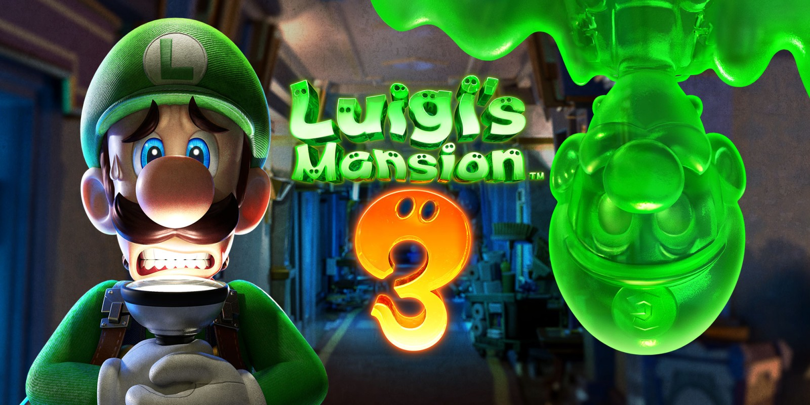 Luigi's Mansion 3 download for android
