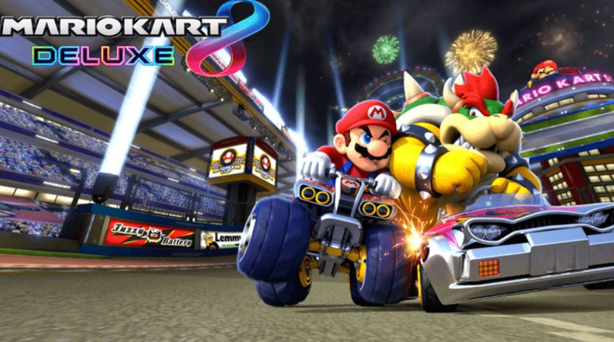 Mario Kart 8 Deluxe download for android