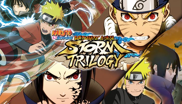 Naruto Shippuden Ultimate Ninja Storm Trilogy download for android