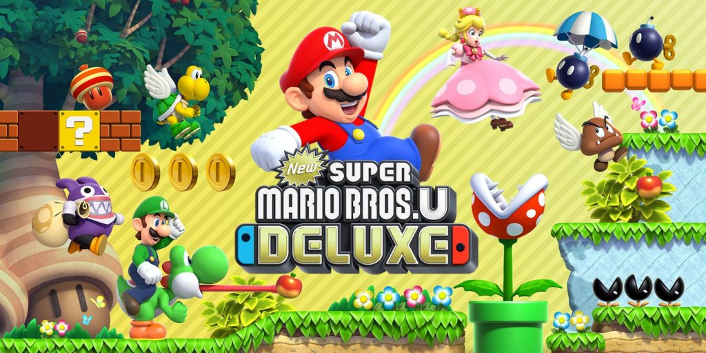 New Super Mario Bros U download for android