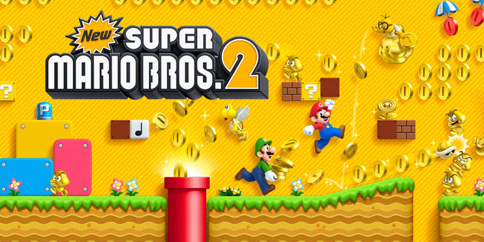 New Super Mario Bros. 2 download for android