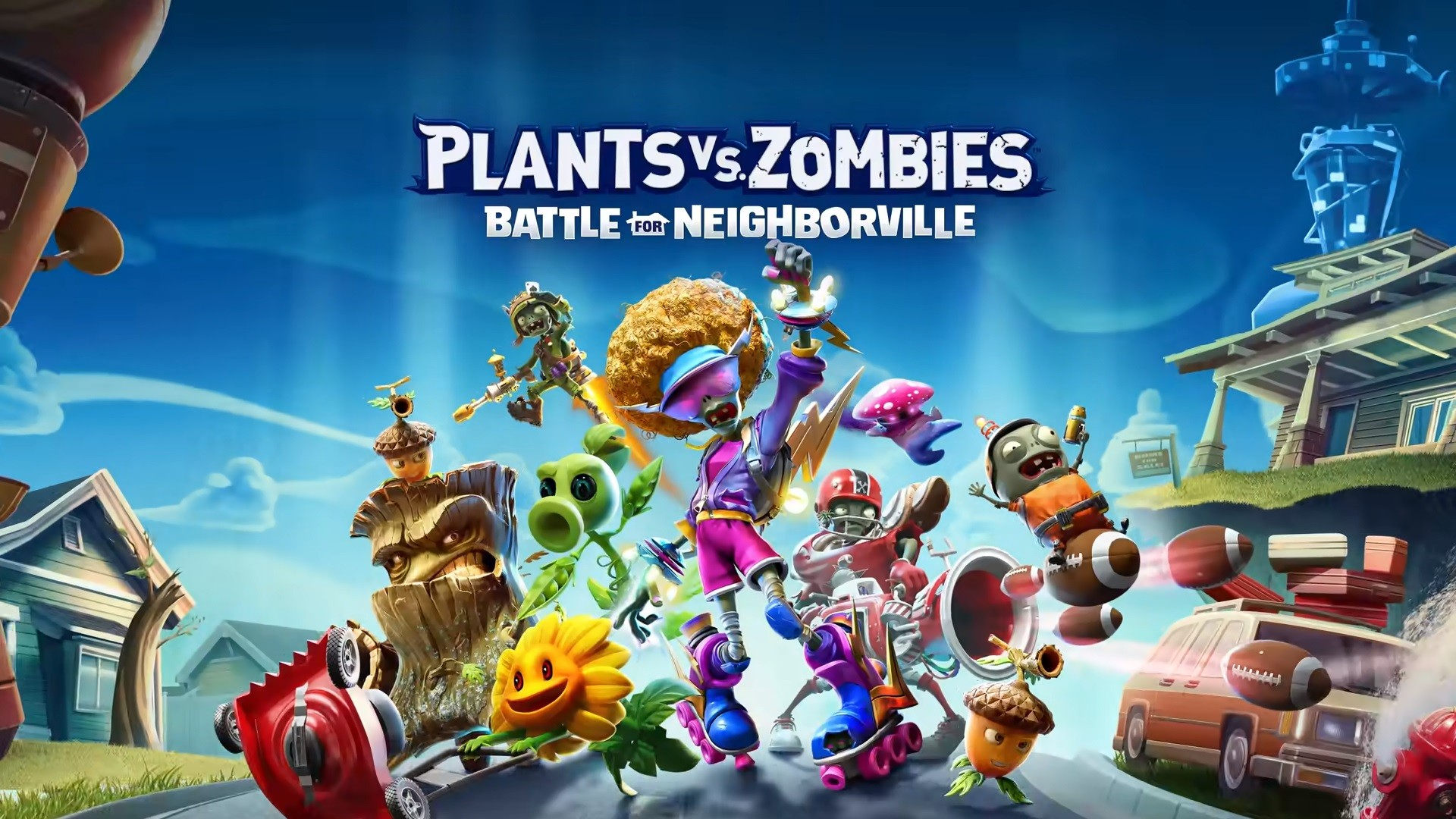 Plants vs Zombies Battle for Neighborville download for android