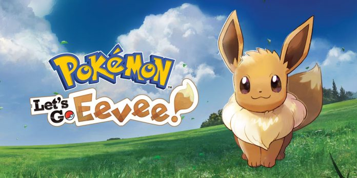Pokémon Let's Go Eevee download for android