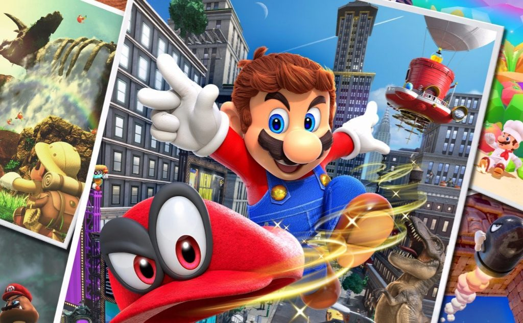 Super Mario Odyssey download for android