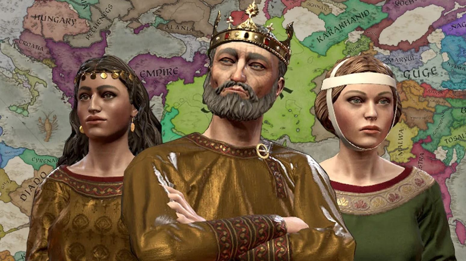 Crusader Kings 3 download for android