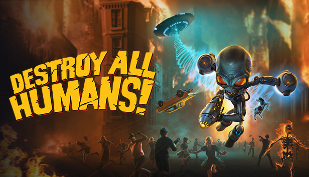 Destroy All Humans! download for android