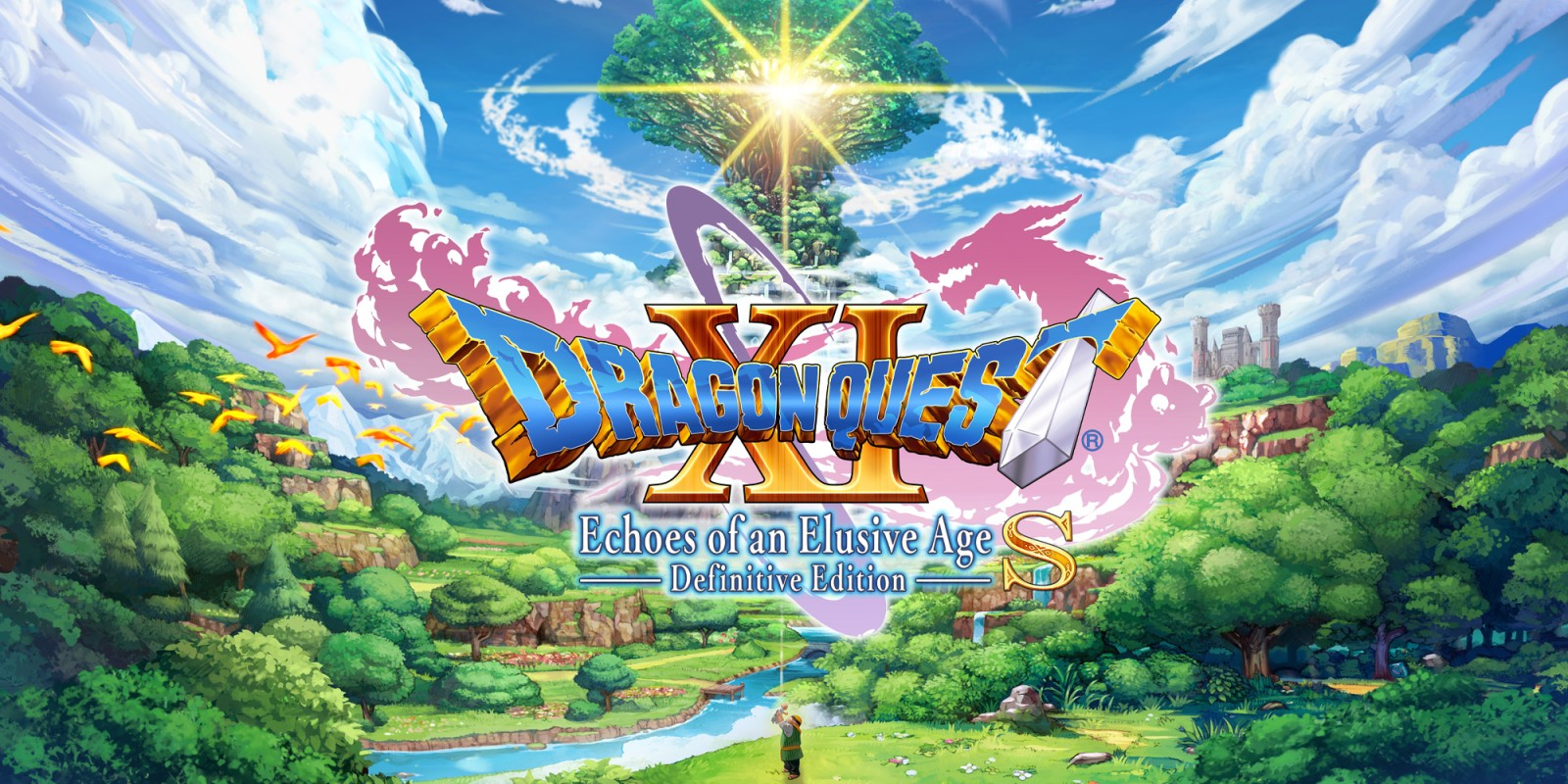 Dragon Quest XI S download for android
