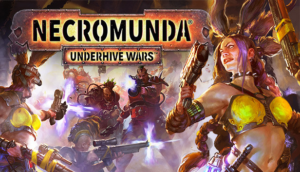 Necromunda Underhive Wars download for android