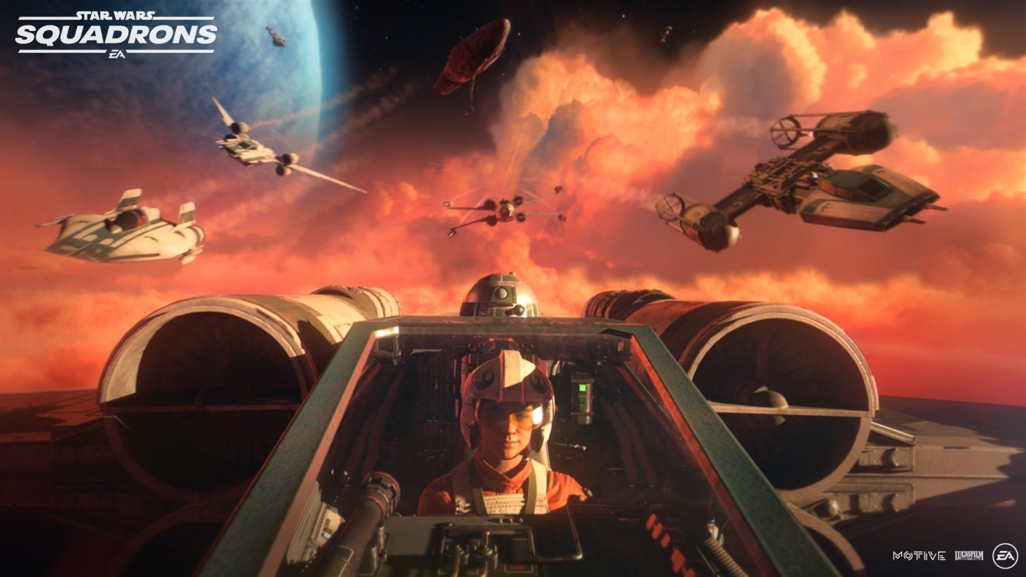 Star Wars Squadrons download for android