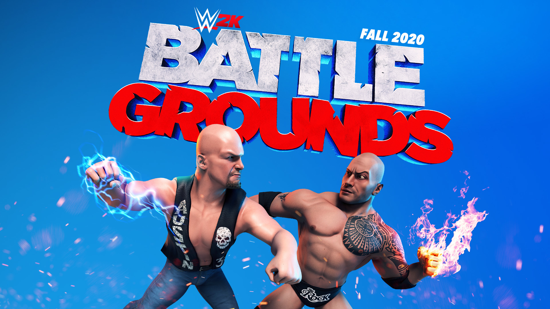 WWE 2K BATTLEGROUNDS download for android